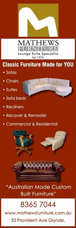 Mathews Furniture   Promotion
