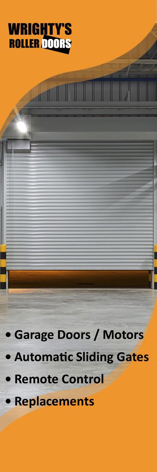 Wrighty\u0027s Roller Doors - Promotion & Wrighty\u0027s Roller Doors - Garage Doors \u0026 Fittings - 50 Wallace St ...