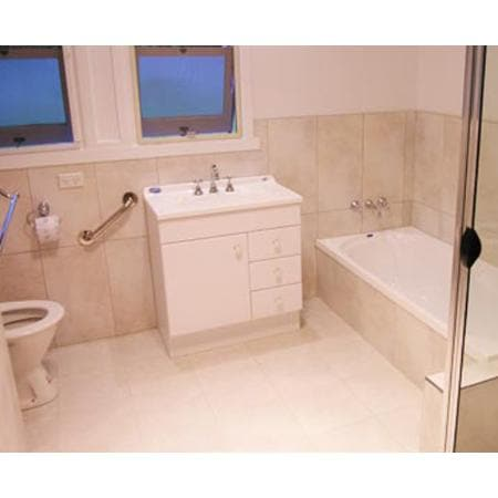 Total bathroom renovations bathroom renovations for Total bathroom renovations