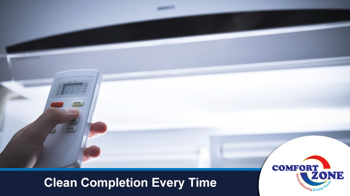 comfort zone air conditioning - home air conditioning - perth