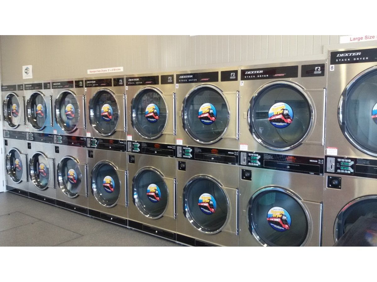 St Albans Cairnlea Coin Laundry Laundromat Amp Self