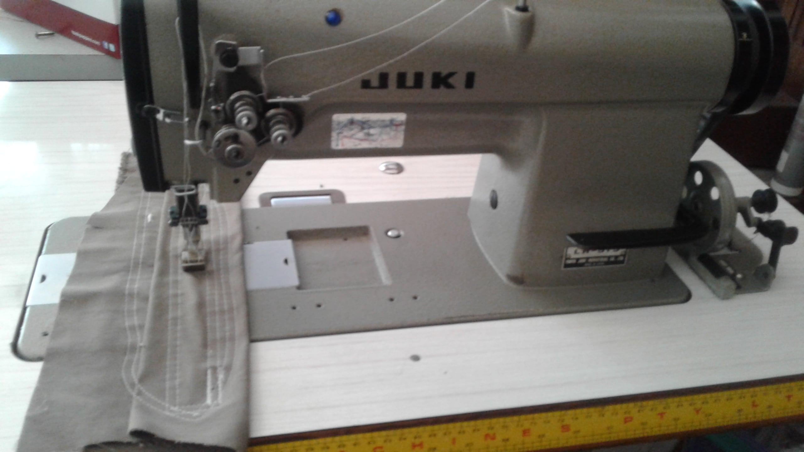 Industrial sewing machines: classes, purpose, maintenance 83