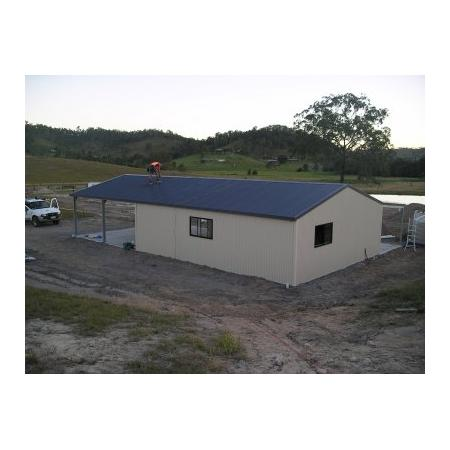 Bluescope Steel Rural Industrial Sheds in Toowoomba, QLD