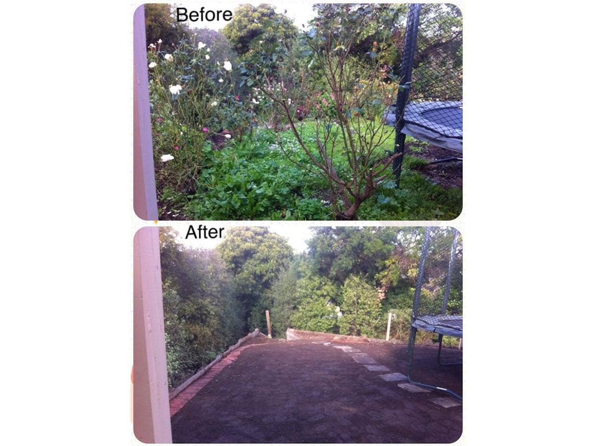 Geelong home garden gardeners geelong for Garden design geelong