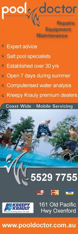 Pool Doctor Swimming Pool Pumps Accessories Supplies 161 Old Pacific Hwy Oxenford