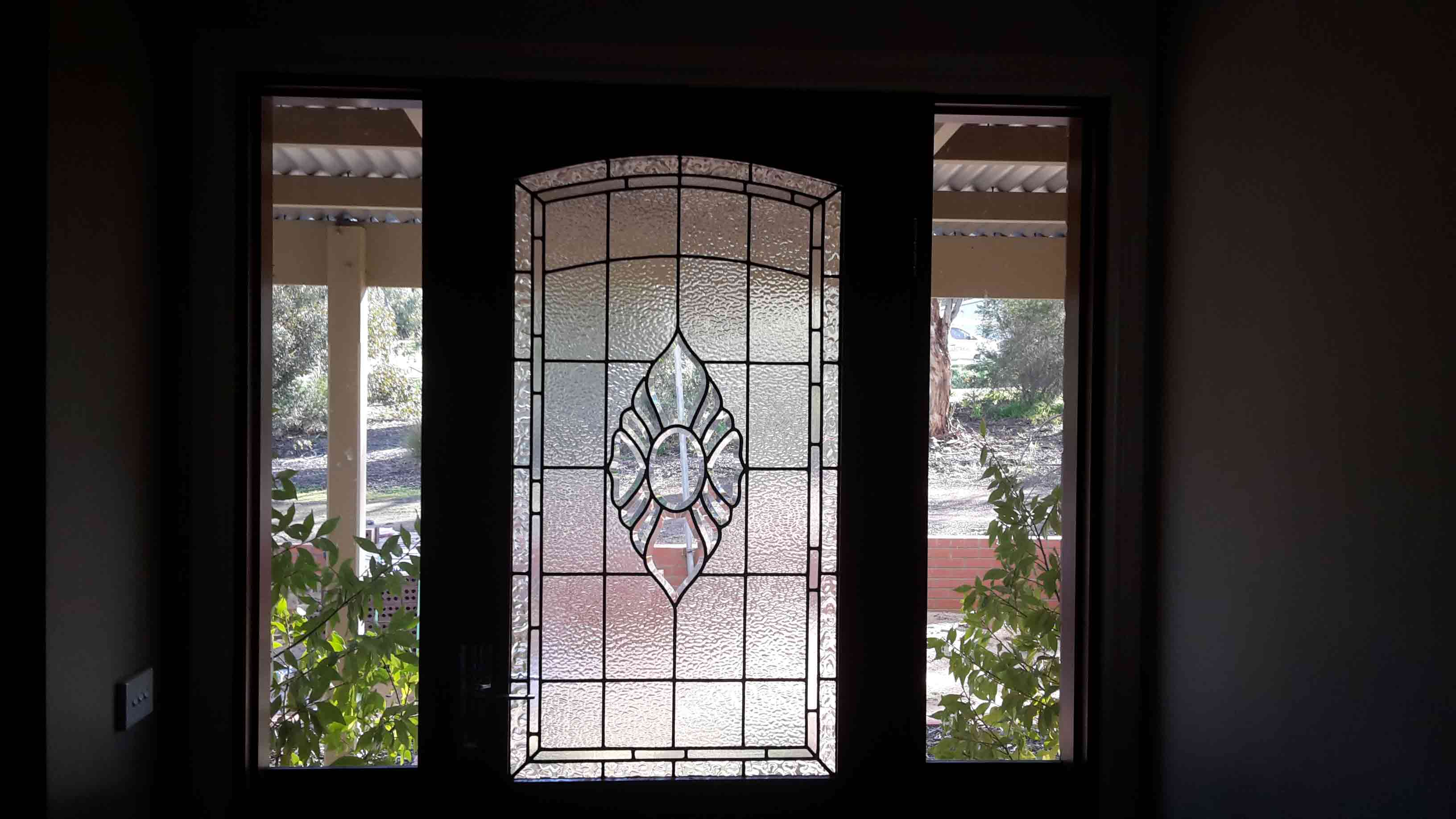 Leadlight Doors & Have A Crack Glass - Glazier \u0026 Glass Replacement Services - Bendigo