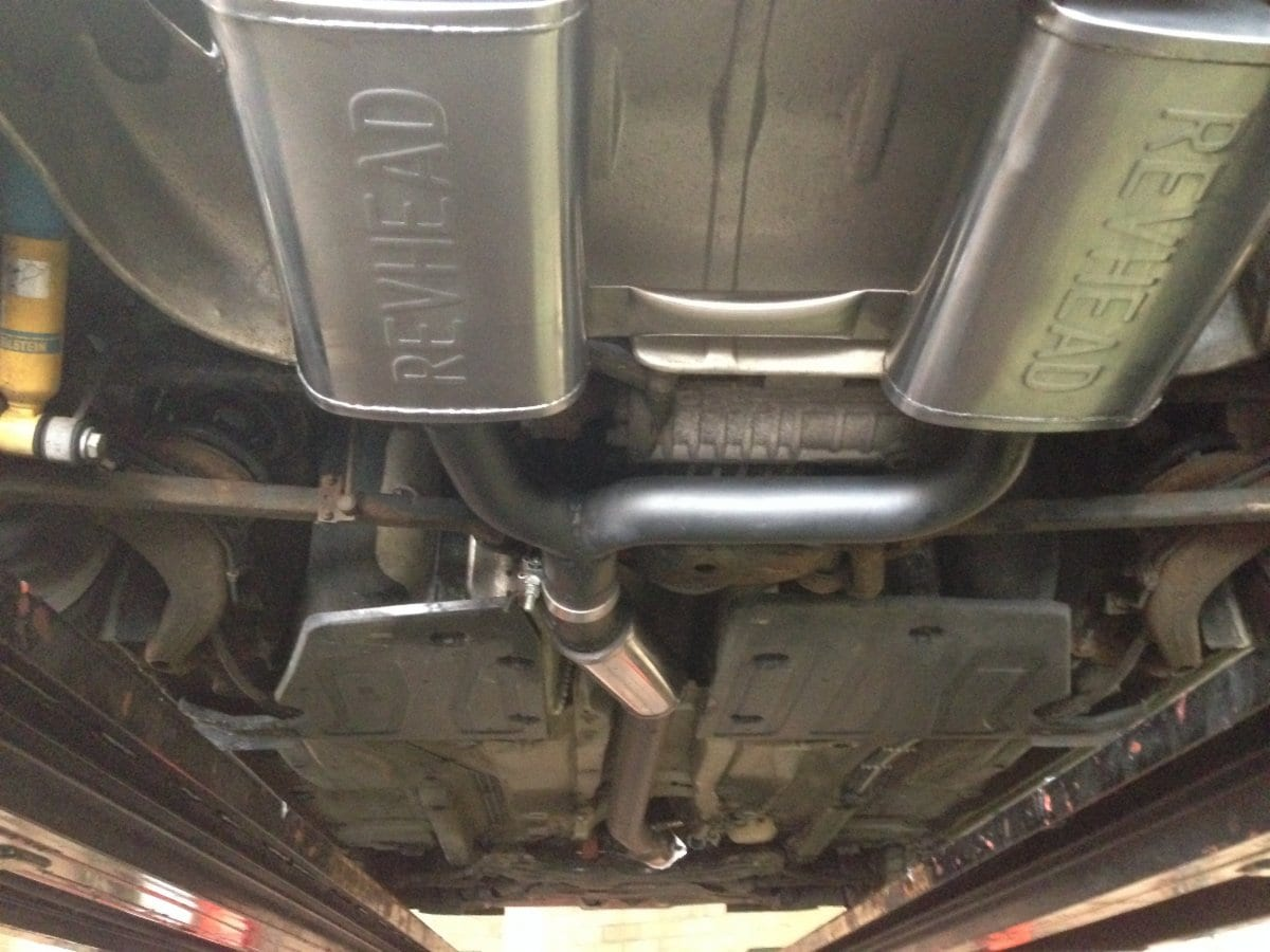 Custom Exhaust Specialists Exhaust Systems Amp Mufflers
