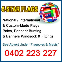 5 Star Flags Promotion