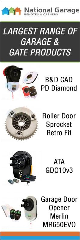 National Garage Remotes U0026 Openers   Promotion