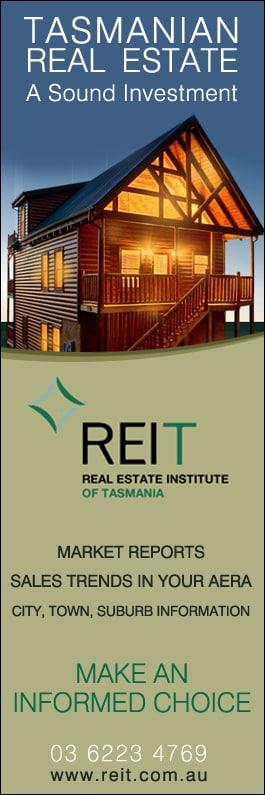 the real estate institute of tasmania property management 30 wilmot st burnie. Black Bedroom Furniture Sets. Home Design Ideas