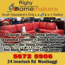 Rigby Homemakers   Promotion. People Also Viewed. Furniture Stores U0026 Shops