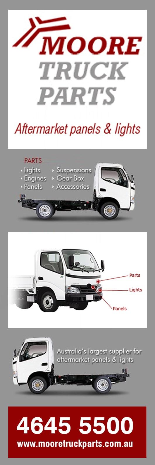 Moore Truck Parts - Truck Parts - ROCKLEA