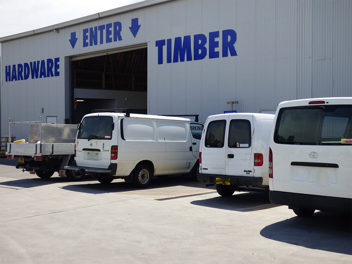 Canterbury Timber Building Supplies Strathfield South Nsw