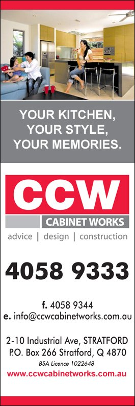 CCW Cabinet Works Pty Ltd - Cabinet Makers & Designers - PO Box ...