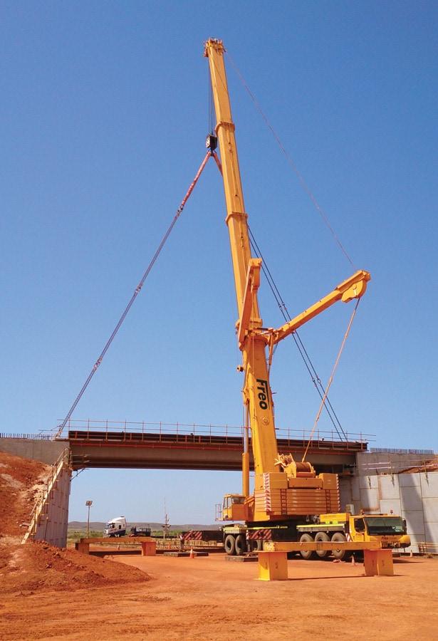 Crane Hire in Newman, WA 6753 Australia | Whereis®