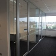 Office Partitioning Systems - Partitions & Fitouts - 23 Silicon Pl ...