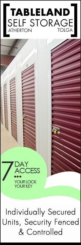Tableland Self Storage   Promotion