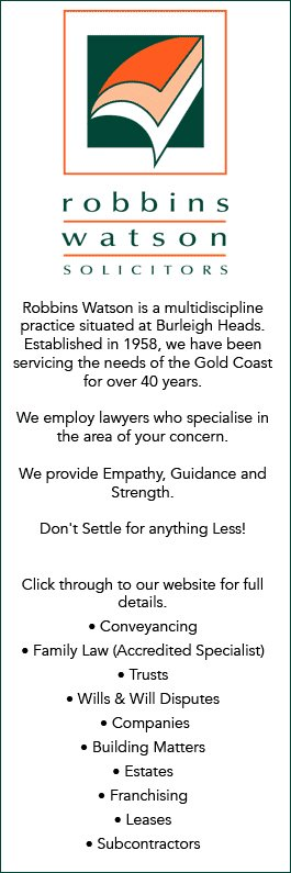 Robbins Watson Solicitors - Expert Assistance in all areas of law