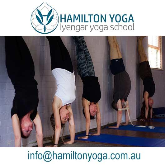 j yoga hamilton
