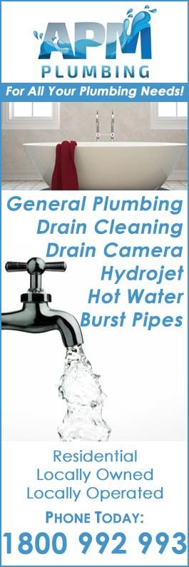 Apm Plumbing Plumbers Amp Gas Fitters Nairne