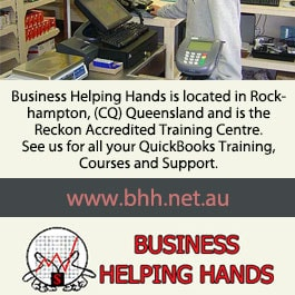 Business Helping Hands - Computer Training Services - Gracemere