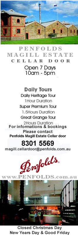Penfolds Magill Estate Winery - Promotion  sc 1 st  Yellow Pages & Penfolds Magill Estate Winery - Wineries u0026 Vineyards - 78 Penfold Rd ...