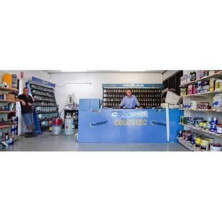 Car Paint Supplies Newcastle