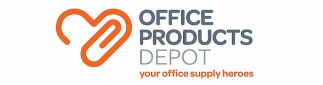 Merveilleux Office Products Depot Macarthur   Logo