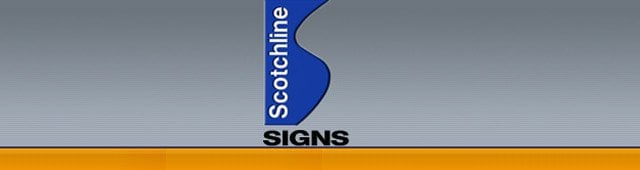Visit website for Scotchline Signs in a new window