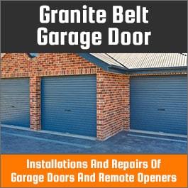 Granite Belt Garage Doors - Promotion  sc 1 st  Yellow Pages & Granite Belt Garage Doors - Garage Doors \u0026 Fittings - Warwick