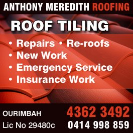 Anthony Meredith Roofing Roof Restoration Repairs Ourimbah