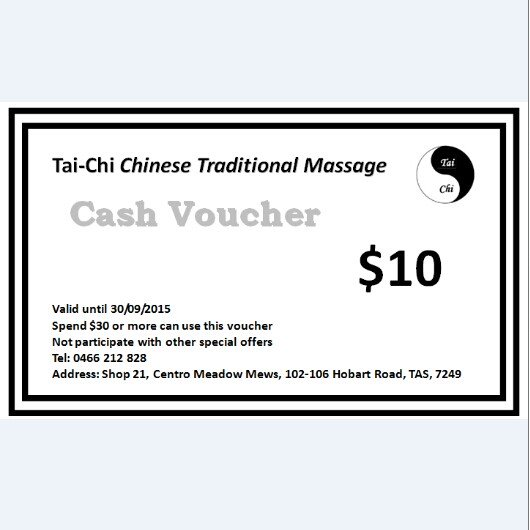 Chinese massage hobart
