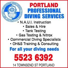 Professional Diving Services - Scuba Gear - 14 Townsend St - Portland