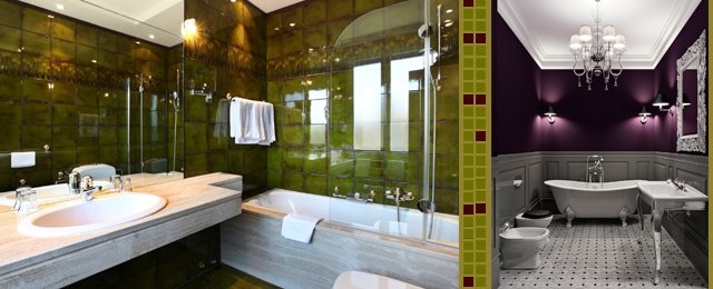 Beautiful Bathrooms Illawarra tile effect illawarra - bathroom renovations & designs - unit 2