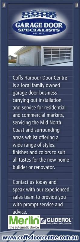 Coffs Harbour Door Centre - Promotion & Coffs Harbour Door Centre - Garage Doors u0026 Fittings - COFFS HARBOUR