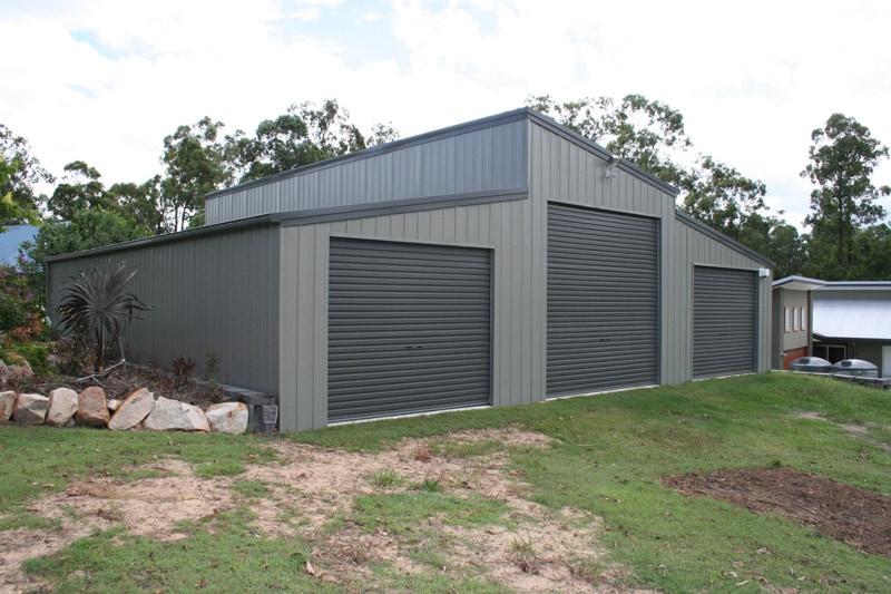 Fair dinkum sheds on 6 280 mann st armidale nsw 2350 for Sip garage kits