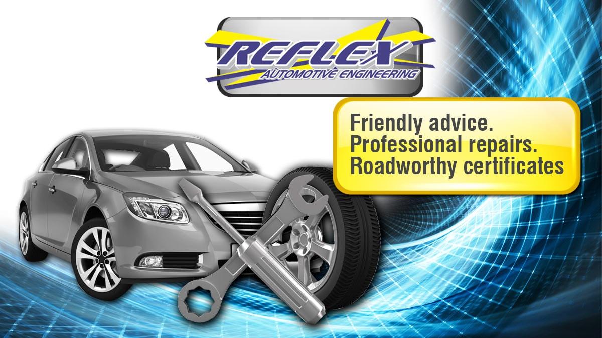 Reflex automotive engineering mechanics motor engineers 9 leader st campbellfield