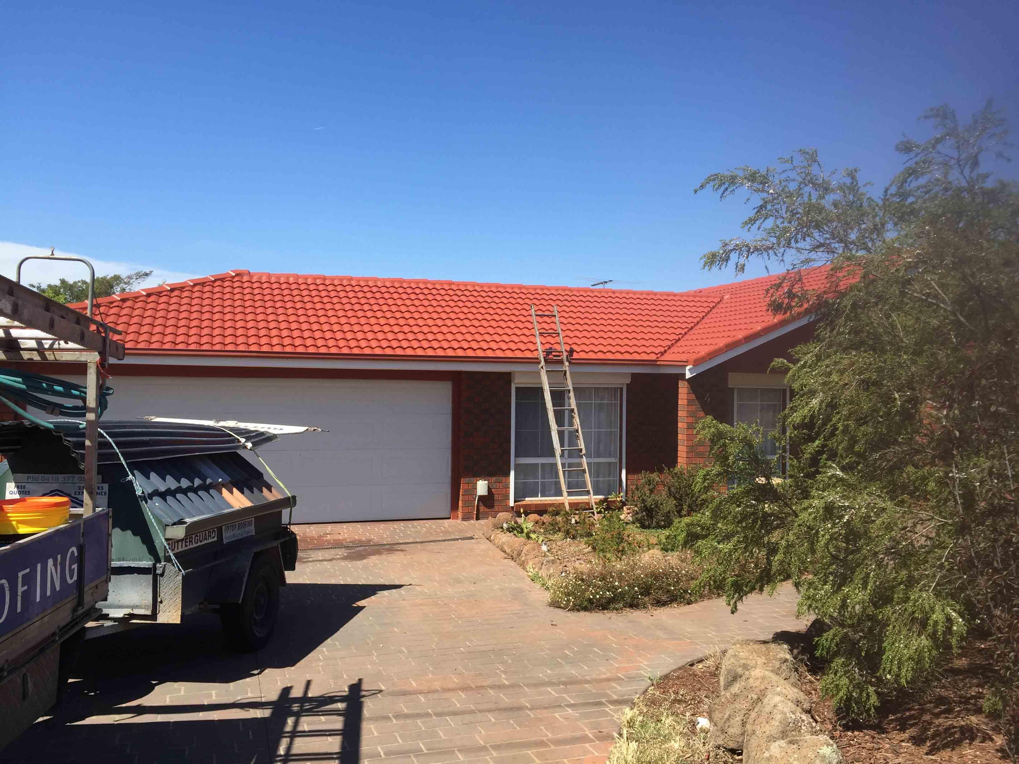 Uptop Roofing Roof Restoration Amp Repairs Ballarat