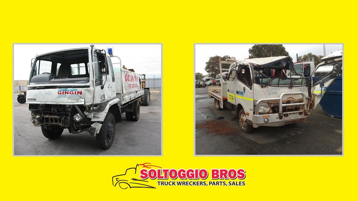 Soltoggio truck wreckers