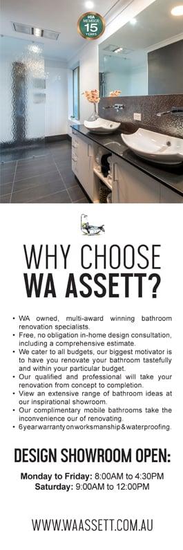 WA Assett The Bathroom Renovators