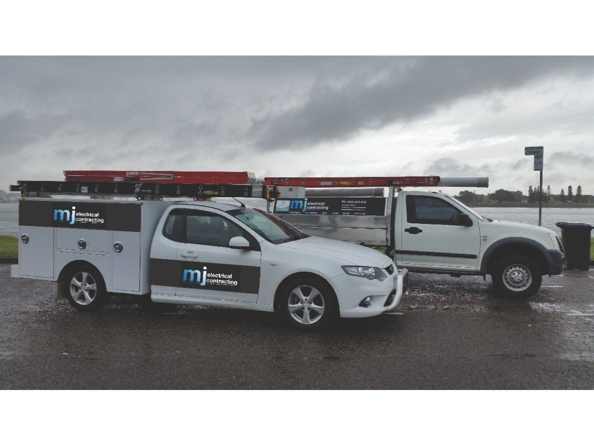 Mj Electrical Contracting Pty Ltd Electricians