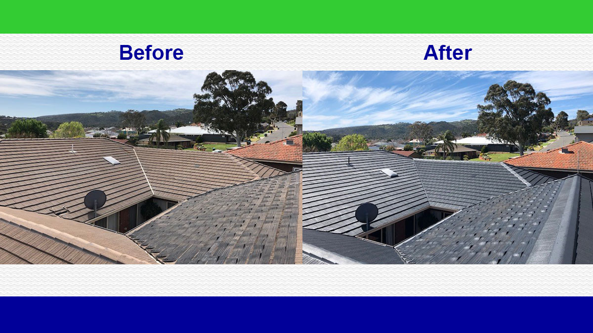 Eco Roofing - Roof Restoration & Repairs - Dover Gardens