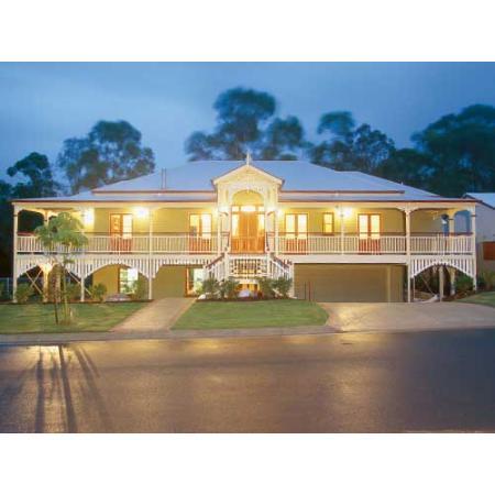 Garth Chapman\'s Traditional Queenslanders - Builders & Building ...