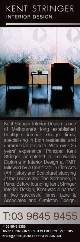 Kent Stringer Interior Design Interior Designers 1822 Thomson