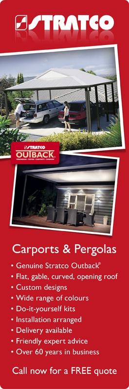 Stratco - Carports & Pergolas - 2 Hartley Dr - Thornton