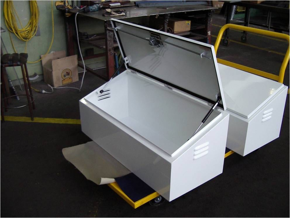 Tullamarine Sheetmetal (TSM) - Laser Cutting Services