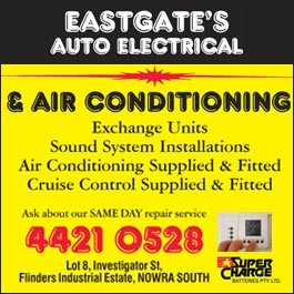 Eastgate\'s Auto Electrical & Air Conditioning - Auto Electrician ...