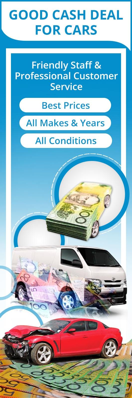 Good Deal Cash For Cars - Scrap Metal Merchants - Princes Hwy ...
