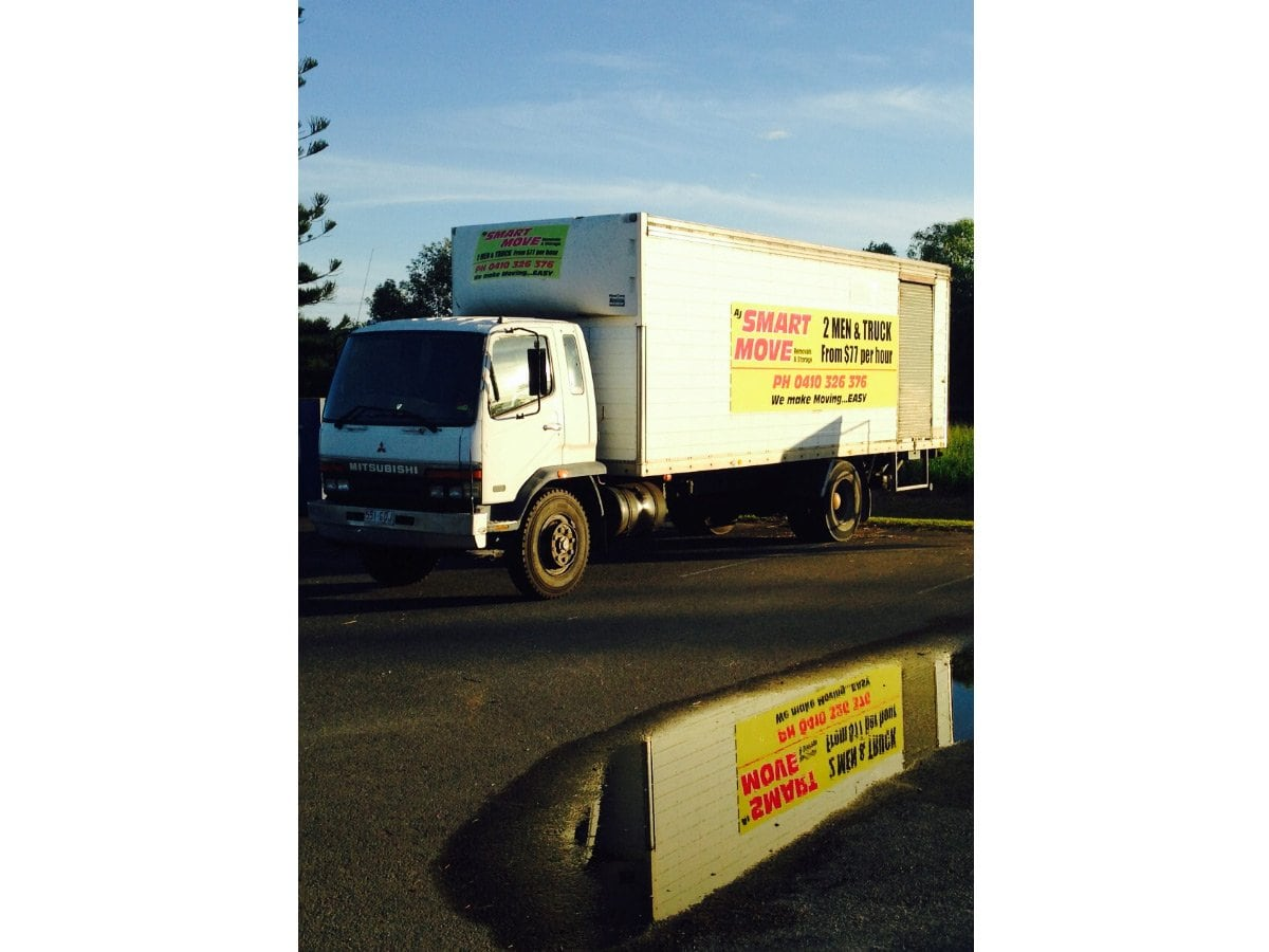 AJ Smart Move Removals And Storage On 38 Cessna Dr, Caboolture, QLD ...