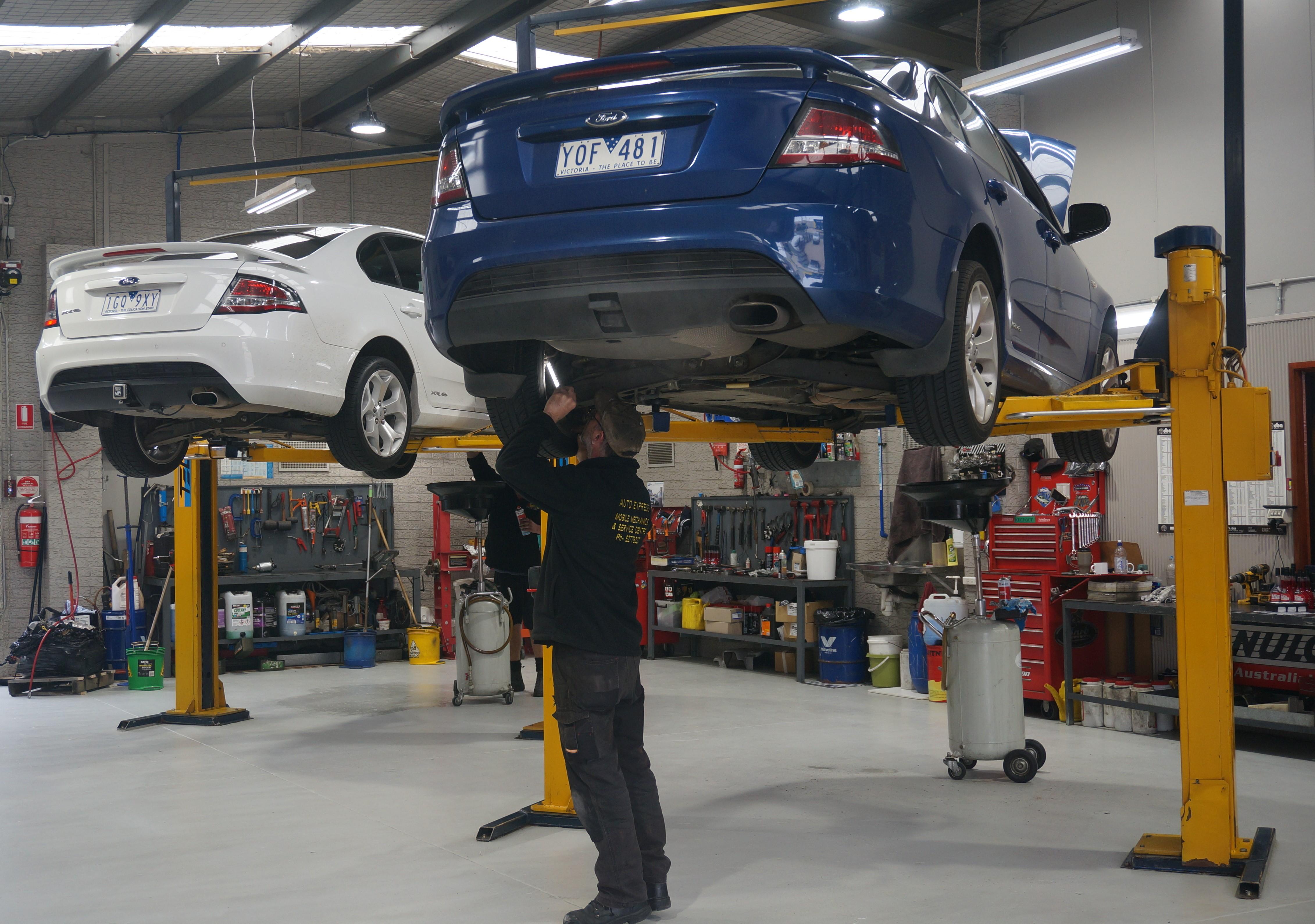 Auto Express Service Centre & Mobile Mechanics - Mechanic ...